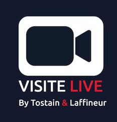 La VISITE LIVE by Tostain & Laffineur