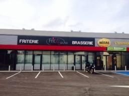 Location de commerce à Lille  Frit'house inaugure son restaurant de Croix
