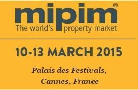 Immobilier d'entreprise - Rendez vous au MIPIM 2015