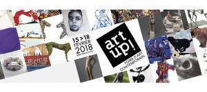 La 11ème édition de la Foire d'Art Contemporain Art Up! se tiendra à Lille du 15 au 18 février.