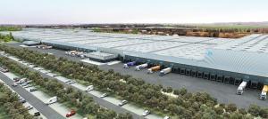 Entrepôt Cambrai : Plateforme logistique e-Valley - De 6 000 à 700 000 m2 à construire