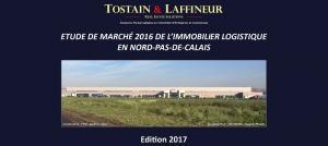 Entrepôt Lille : Notre étude de marché 2016 de l'immobilier logistique est disponible !