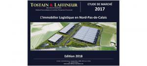 Entrepôt Lille - Notre étude de Marché 2017 de l'immobilier logistique en Nord-Pas-de-Calais est en ligne