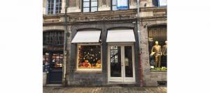 Commerce Lille : le maroquinier Paul Marius vous accueille rue de la Monnaie