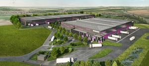 Entrepôt Lille Lens Liévin : Tostain et Laffineur commercialise en exclusivité un nouvel entrepôt logistique