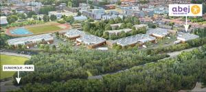 Immobilier bureaux Lille - de nouveaux bureaux pour ABEJ solidarité