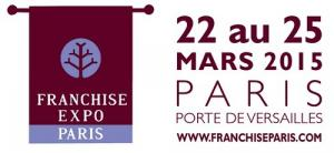 Le salon Franchise Expo aura lieu a Paris du 22 au 25 Mars 2015