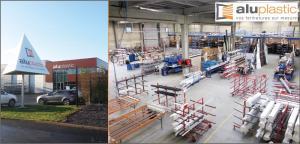 Entrepôt Lille : Aluplastic s'installe à Lille Wambrechies