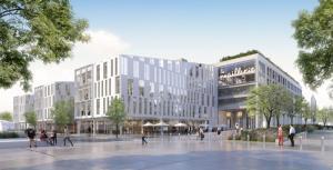 Bureaux Lille : Découvrez aujourd'hui le quartier de demain