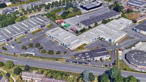 Location Entrepôt Logistique de 3 819 m² - Roncq - Parc d'Activités