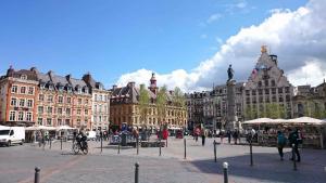 Lille - Bureaux : plus de 130 000 m2 de bureaux placés ces 9 premiers mois 2017