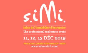 Retrouvez Tostain & Laffineur au SIMI à Paris