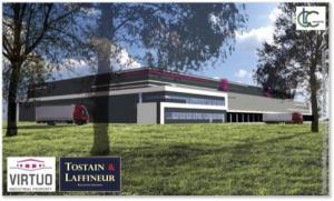 Immobilier logistique : TOSTAIN & LAFFINEUR implante le logisticien XPO à Lille Lesquin en partenariat avec le promoteur VIRTUO et l'investisseur BARINGS