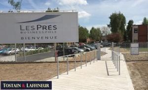 Bureaux Lille - Les Pres BusinessPole à Villeneuve d'Ascq