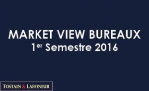 Bureaux Lille - Market View du 1er semestre 2016