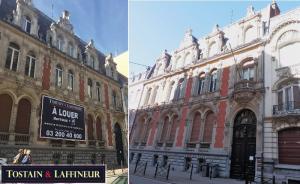 Bureaux Lille - Vente de l'ancien Consulat de Belgique