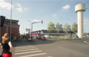 Commerce Lille Tostain et Laffineur et Solobat reconvertissent un ancien site industriel