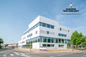 De nouveaux bureaux dernière génération  pour CHEOPS TECHNOLOGY