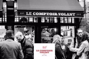Commerce : Le Comptoir Volant ouvre son premier restaurant