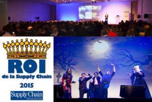 Immobilier logistique : Soirée des Rois de la Supply Chain 2015