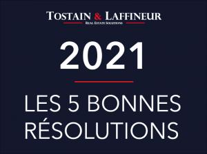Découvrez les 5 bonnes résolutions à prendre en 2021