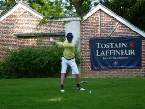 Trophée TOSTAIN & LAFFINEUR au Golf du Sart