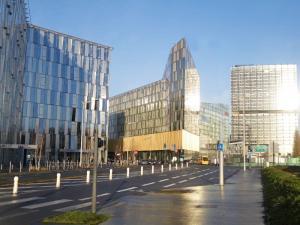 Bureaux Lille - Résultats du 1er trimestre 2017