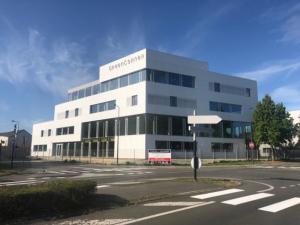 Découvrez l'immeuble de bureaux - Green Corner - Villeneuve d'Ascq