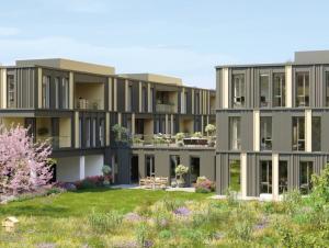 Location immeubles de bureaux neufs – Business Park Campus - Marcq en Baroeul