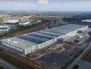 Immobilier Douai : Entrepôt logistique de 69 000 m² à louer à BREBIÈRES
