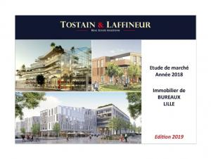 NEW - Etude de marché annuelle - Bureaux Lille - Edition 2019