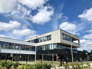 Immobilier - Villeneuve d'Ascq - Un nouveau site d'accueil pour le siège de KBANE