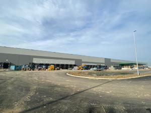 TOSTAIN & LAFFINEUR LOUE UNE PLATEFORME LOGISTIQUE DE 36 000 m2  À LA CHAPELLE D'ARMENTIÈRES
