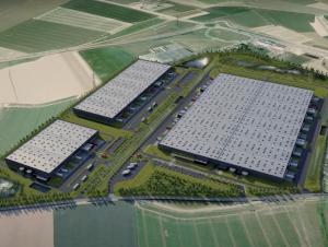Plateformes logistiques de 98 000 m² en Métropole Lilloise