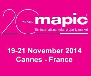 Immobilier Commercial : 20 ème édition du Mapic à Cannes