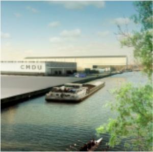 Entrepôt Lille : le Centre Multimodal de Distribution Urbaine a été inauguré le 29 mai