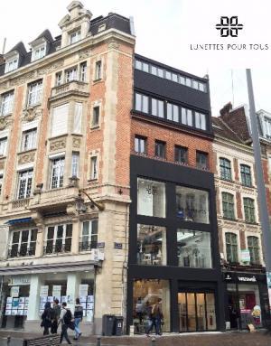 Commerce : Le phénomène Lunettes Pour Tous arrive à Lille
