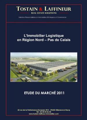 Étude du marché de L'Immobilier Logistique en région Nord - Pas de Calais