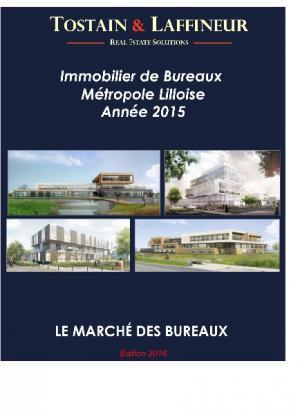 Notre étude de marché 2015 bureaux est disponible !