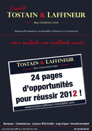 Nouvelle édition des Cahiers Tostain & Laffineur
