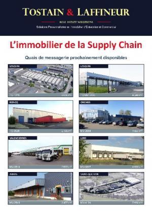 Entrepôt Lille  : L'immobilier de la Supply Chain