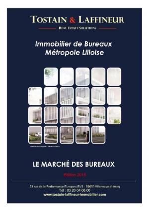 Bureaux Lille - Etude de marché annuelle édition 2015