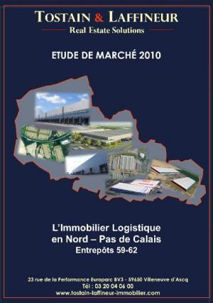 Etude 2010 du Marché de l'Immoblilier Logisitique en Nord - Pas de Calais