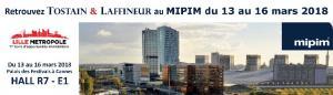 Retrouvez-nous au MIPIM