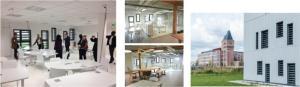 Euratechnologies Lille : découverte de l'Atelier de l'Innovation et du CODesign à URBAWOOD : Tostain & Laffineur y était !