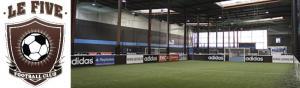 Entrepôt Lille Lens : Le Five Football Club s'installe à Liévin