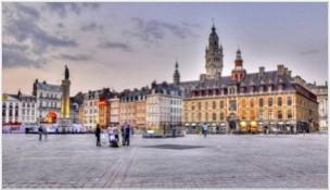 Lille - 2ème ville la plus Business Friendly de France