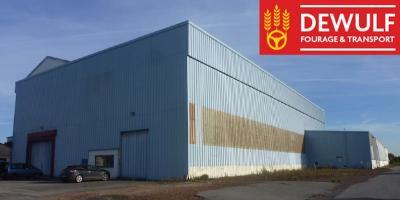 Entrepôt Lille : DFT acquiert un bâtiment à Illies
