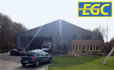 Entrepôt Lille : EGC s'installe à Lille Wasquehal