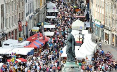 Braderie de Lille 2015 : l'évènement incontournable de la rentrée !